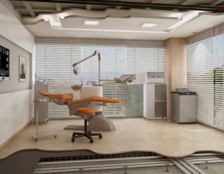 MedCare - Sala Odontologia